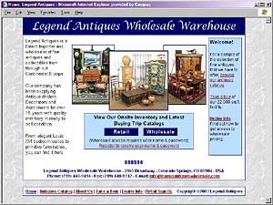 Legend Antiques