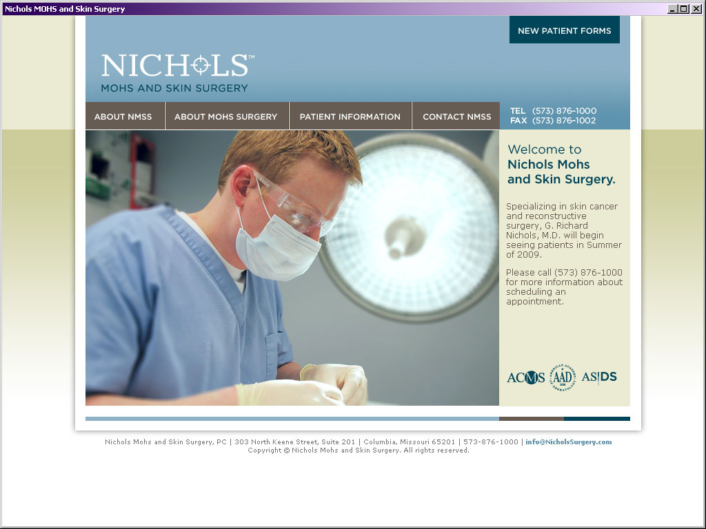 Nichols MOHS and Skin Surgery
