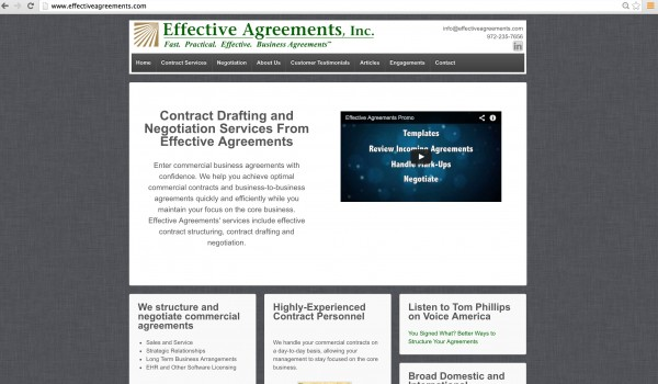 effectiveagreements.com